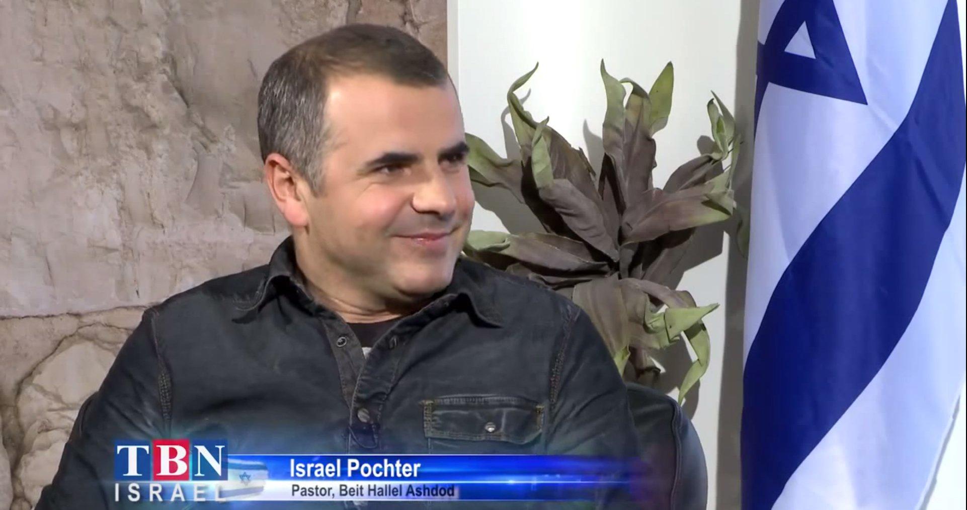 TBN Israel, Mati Shoshani interviews Israel Pochter
