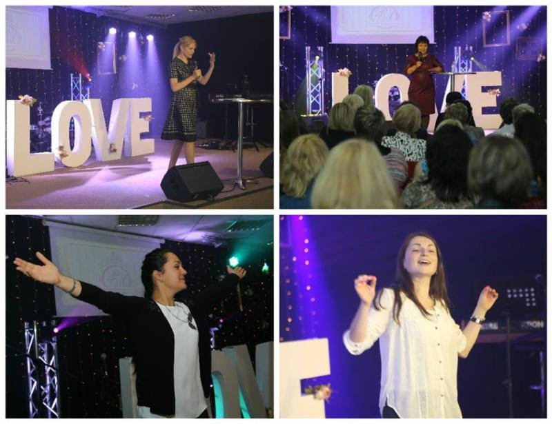 """BORN TO BE LOVED"" Women's Conference"