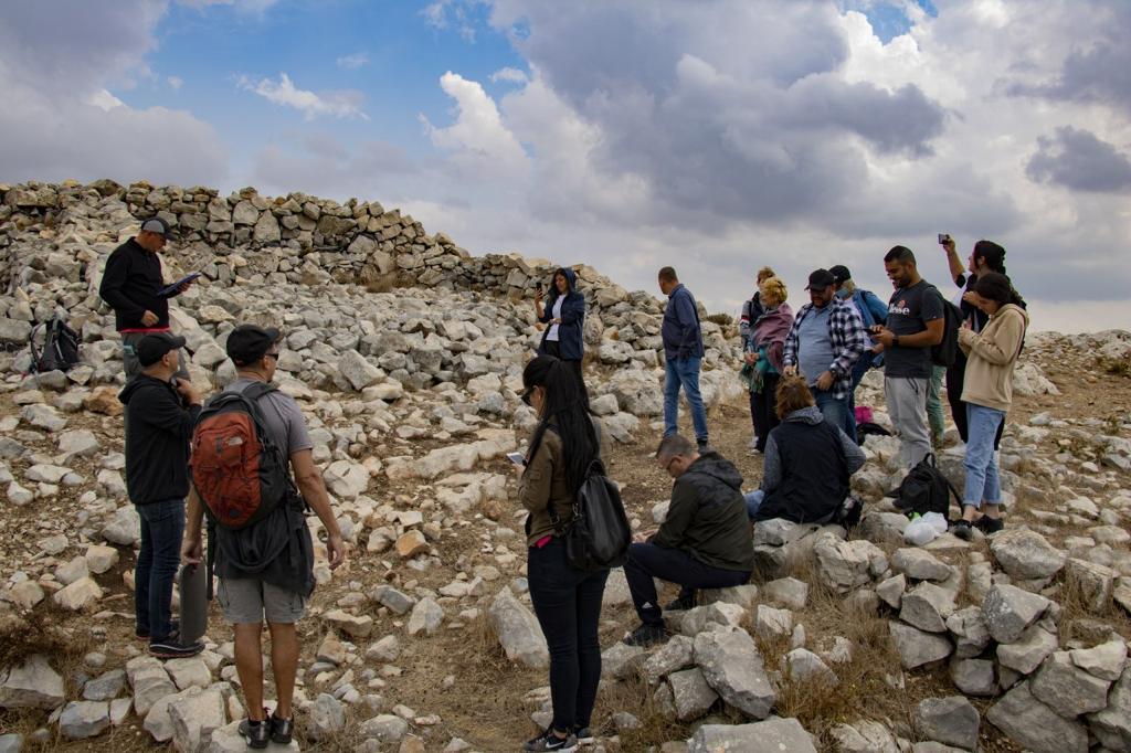 Walking the ancient paths — Nurturing the spirit