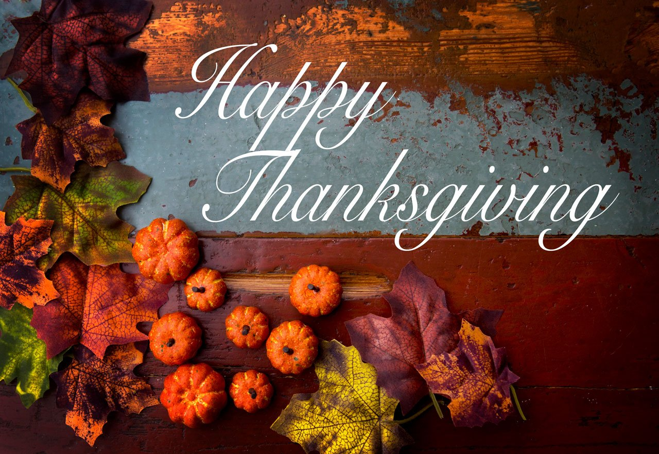 Thanksgiving 2020 – Giving Thanks