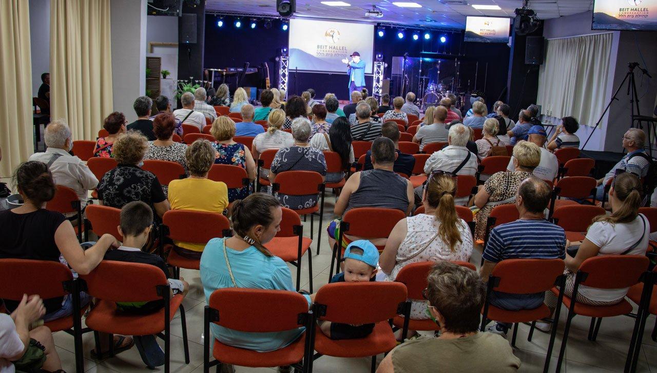 Praise Report! New Jewish Immigrant Project
