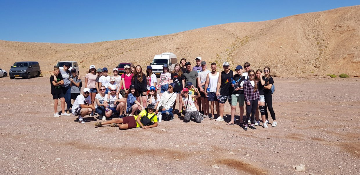 Update from our Eilat Congregation