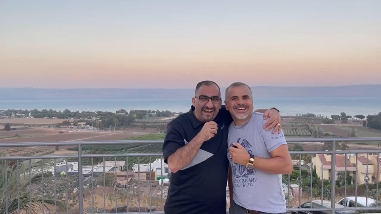 Two Sons, One Father: The unity of Jewish and Arab Pastors in Israel