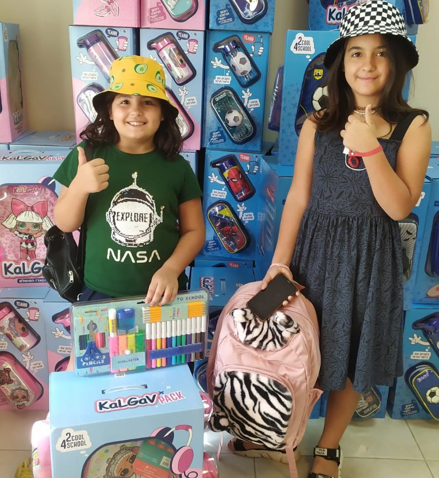 Back-to-School Humanitarian Project – Praise Report