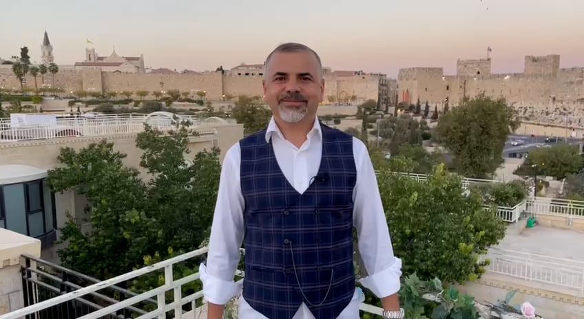 Being a Blessing to the Saints in Israel during Sukkot