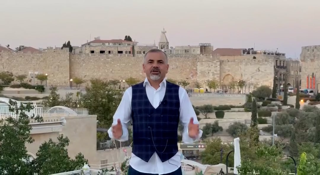 Being a Blessing to the Saints in Israel