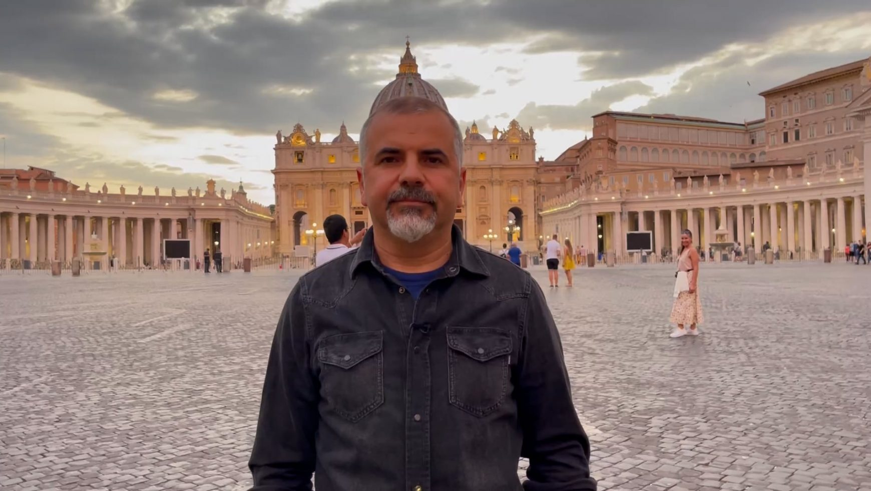Transformative Journey of Peter – From small Galilean village to Rome