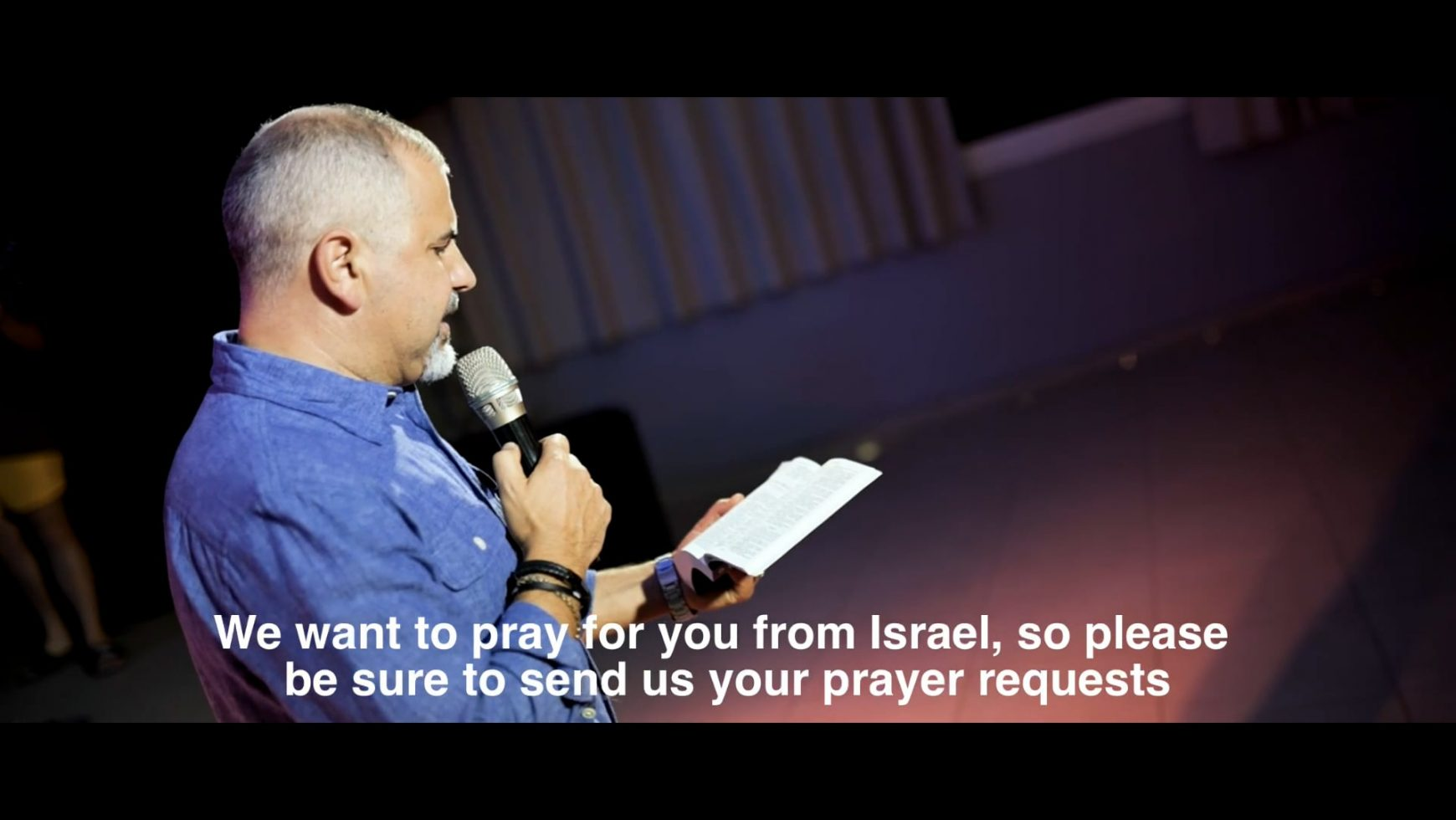 Transformative Power of Prayer Out of Zion